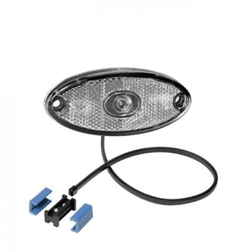 12v Clear LED Market Lamp