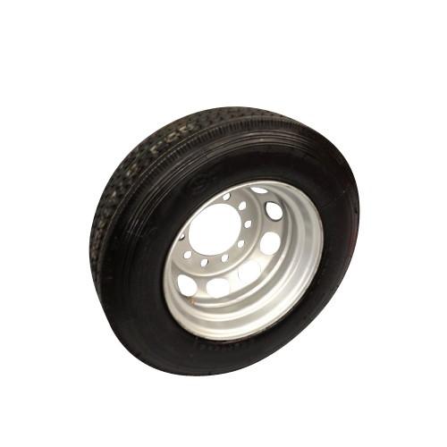 stud tyre and rim
