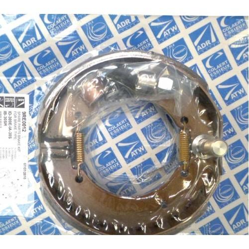 350x60 brake shoe pair p1382