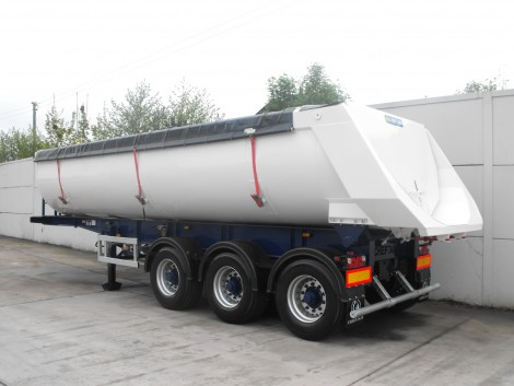 Insulated Trailer