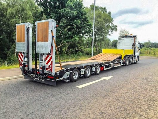 Semi Low loaders