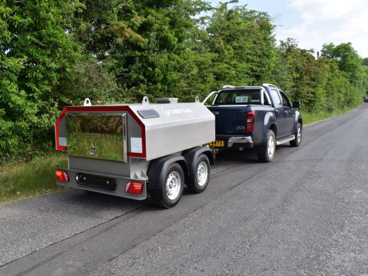 Towable Diesel Fuel Trailer