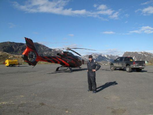 Aviation Fuel Bowser