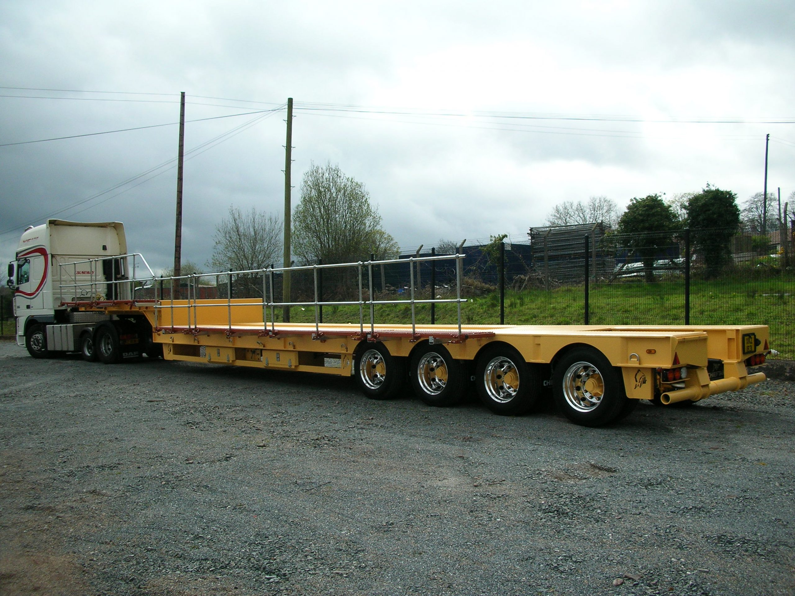 Specialised Trailer